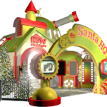 Santa HQ In Selected Locations by HGTV
