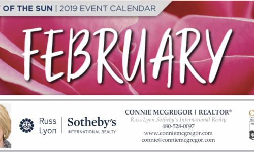 Valley of the Sun   2019 Event Calendar