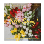 #HelloSpring!  From Connie McGregor in Scottsdale, AZ